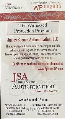 1980 USA Hockey Miracle On Ice Signed Framed Jersey 17 Signatures JSA Witness