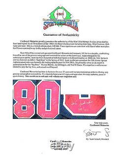 1980 Usa olympic Hockey miracle Team Signed Jersey all 20 Autos Holo COA gold