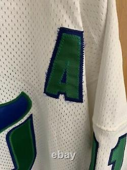 1985-86 Hartford Whalers Authentic On Ice Jersey