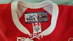 2006-07 Logan Couture OHL Ottawa 67's Game-Worn / Signed Jersey
