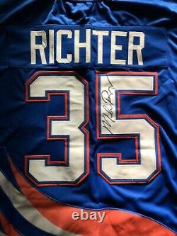 AUTOGRAPHED 1996 Team USA World Cup of Hockey jersey Mike Richter
