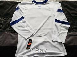 Adidas Toronto Maple Leafs Stadium Series Blank Jersey Size 44