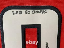 Alex Ovechkin Capitals Authentic Jersey Autograph Auto With 3 Inscriptions Jsa