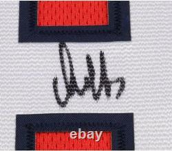 Alex Ovechkin Capitals Autographed Red Fanatics Breakaway Jersey Fanatics