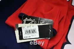 Alex Ovechkin Signed Autographed Washington Capitals Adidas Authentic Jersey JSA