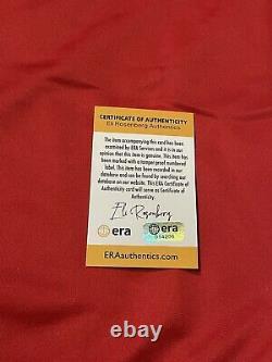 Alex Ovechkin Signed Autographed Washington Capitals Custom Jersey Coa