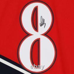 Alex Ovechkin Washington Capitals Signed 2020-21 Reverse Retro Authentic Jersey