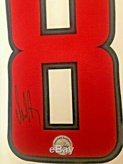 Alexander Ovechkin #8 Signed Capitals Jersey XL FANATICS COA NEW