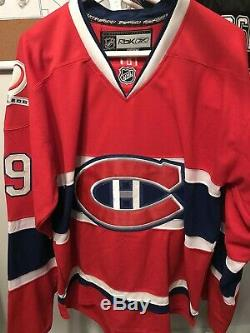 Andrei Markov Signed Montreal Canadiens Jersey (COA) HOME JERSEY