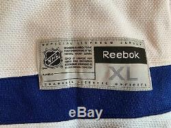 Auston Matthews Autographed Signed Maple Leafs Reebok Jersey Fanatics Coa