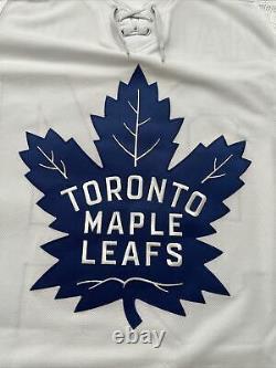 Auston Matthews Signed Authentic Adidas Jersey Psa/Dna Coa Toronto Maple Leafs
