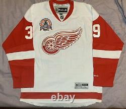 Authentic And Autographed Dominik Hasek Red Wings Jersey