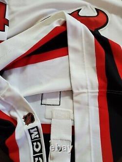 Authentic New Jersey Devils CCM Ultrafil Scott Stevens Jersey Size 52