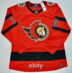 Auto Fanatics Tim Stutzle Ottawa Senators Retro Adidas Authentic Jersey