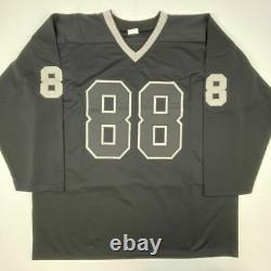 Autographed/Signed ANDREI VASILEVSKIY Tampa Bay Black Hockey Jersey PSA/DNA COA