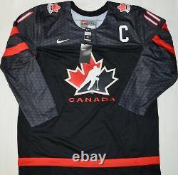 Autographed Uda Alexis Lafreniere Team Canada Junior Nike Jersey