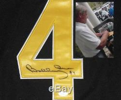 BOBBY ORR SIGNED AUTOGRAPHED BOSTON BRUINS THROWBACK CCM JERSEY J. S. A Certified
