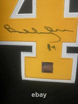 Bobby Orr Autographed Boston Bruins Jersey Mitchell And Ness SZ XL 48 GNR COA