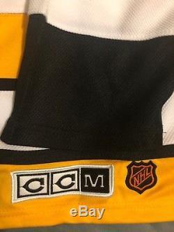 Bobby Orr Signed Bruins CCM Jersey (COA)