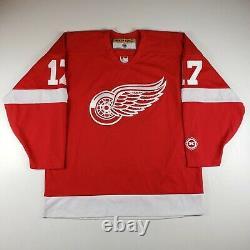 Brett Hull Autographed Signed Detroit Red Wings Koho Hockey Jersey Men's Large