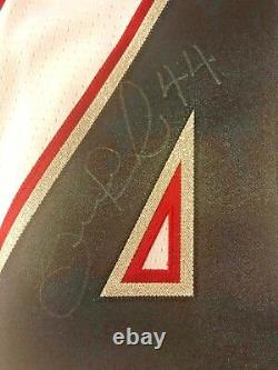 Brooks Laich Signed Portland Pirates SP Pro 58 Jersey Washington Capitals JSA