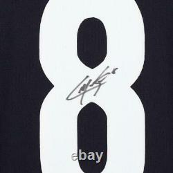 Cale Makar Colorado Avalanche Autographed Blue Alternate Adidas Authentic Jersey