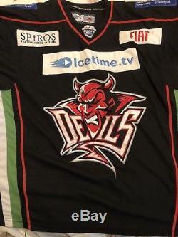 Cardiff Devils jersey