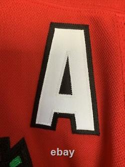 Chicago Blackhawks Authentic Adidas Home Jersey. New With Tags
