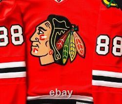 Chicago Blackhawks Patrick Kane #88 Autographed Jersey Frameworth