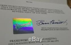 Chicago Blackhawks Patrick kane signed Autographed nhl Jersey frameworth coa