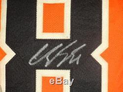 Claude Giroux Signed Philadelphia Flyers 2012 Winter Classic Jersey Jsa Coa