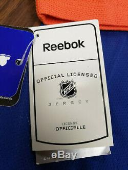 Connor McDavid Signed Reebok Authentic Jersey Oilers Beckett COA Size XXL