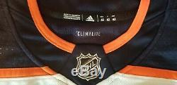 Connor Mcdavid Oilers Signed Authentic Adizero Jersey Coa Bas Beckett Auto