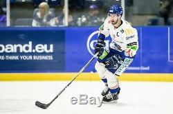 Coventry Blaze 2019-2020 #44 Drew Schiestel Game Worn Ice Hockey Jersey 3XL