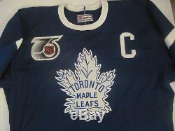 Doug Gilmour Authentic Center Ice CCM Ultrafil Toronto Maple Leafs Jersey (New)