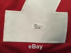 Dylan Larkin Detroit Red Wings Signed Jersey-JSA Authenticated