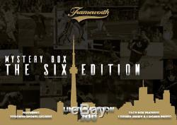 Frameworth The Six Toronto Sports Jersey and Photo Hobby Box