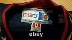ILYA KOVALCHUK Atlanta Thrashers signed Vintage NHL Hockey CCM Jersey