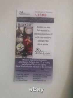 Indiana/Indianapolis Ice Jersey John Carlson Washington Capitals XXL JSA