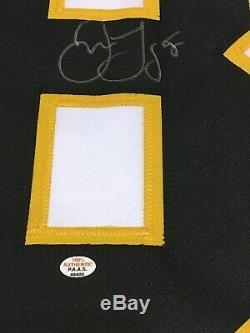 Jaromir Jagr Pittsburgh Penguins Signed Jersey COA