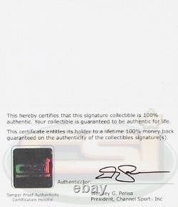 Joe Sakic Autographed Colorado Avalanche'96/01' Cup Jersey- Sakic 19 Authentic
