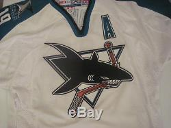 Joe Thornton CCM Authentic On Ice Game Jersey San Jose Sharks New With Tags