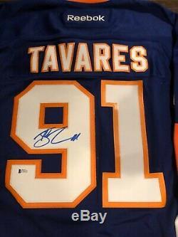 John Tavares Signed New York Islanders Reebok Jersey New With Tags / Bas Coa