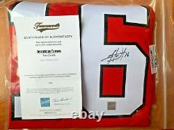 Jonathan Toews Canada 2014 Sochi Olympic Nike Autographed Signed Jersey Coa XXL
