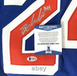 Kaapo Kakko Signed Jersey Beckett BAS New York Rangers Autographed