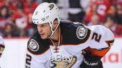Kevin Bieksa Anaheim (Mighty) Ducks NHL Ice Hockey Jersey