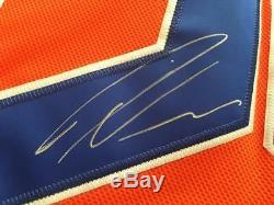 Leon Draisaitl Edmonton Oilers Rare NHL Hockey Jersey Jsa Signed Coa