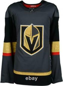Marc-Andre Fleury Vegas Golden Knights Autographed Black Adidas Authentic Jersey
