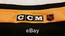 Mario Lemieux Signed Pro1993 CCM Penguins Jersey RPM COA! PrivateSigning