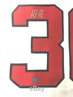 Martin Brodeur #30 Signed Hockey Jersey New Jersey Devils Autographed Reebok XL